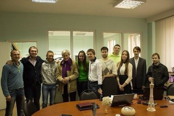 """Фаблаб """"Ангар"""" в Красноярске"""