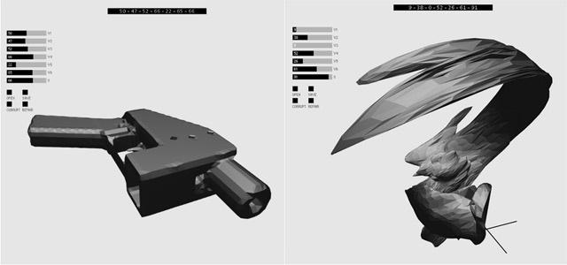 Вышла программа для шифрования 3D-моделей