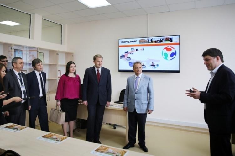 Открытие Фаблаба Вектор в Ставрополе