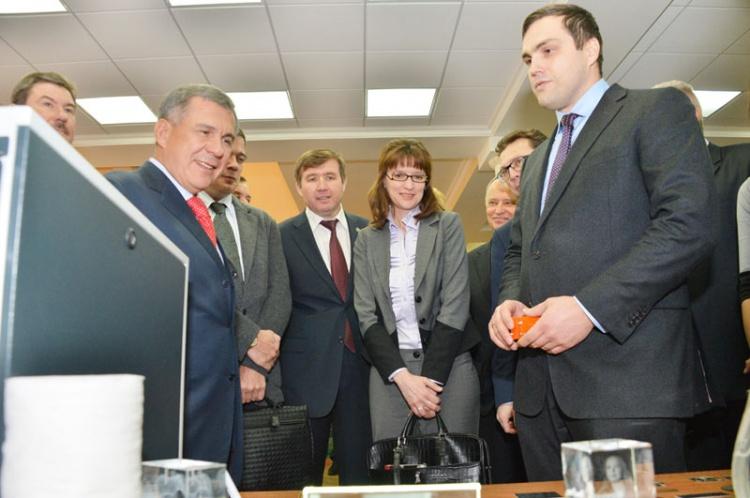 III Конференции центров молодежного инновационного творчества Республики Татарстан  «ЦМИТы РТ – стратегические точки роста экономики Республики Татарстан»