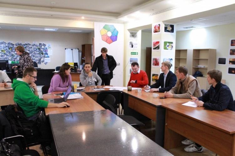 Молодежная площадка III Инновационного форума